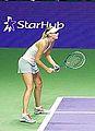 WTA Championships 2014 Sharapova.jpg