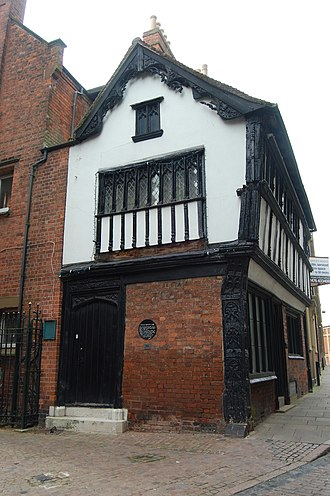 Grade II* listed buildings in Coventry - Image: WTC Andy Mabbett DSC 6370