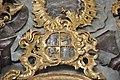 Wald Klosterkirche Seitenaltar rechts Wappen.jpg
