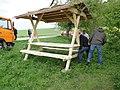 Waldschenke am alten Eigenrieder Steinbruch, Sponsor, Freie Wähler Rodeberg - panoramio.jpg
