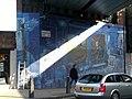 Wall mural, Kilburn High Road NW6 - geograph.org.uk - 2102042.jpg