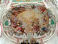 Wallfahrtskirche Steinhausen Deckengemälde Altar.jpg