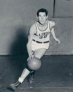 Wally Osterkorn - Osterkorn in 1948