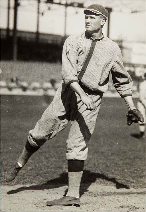 Walter Johnson by Charles Conlon, 1910s