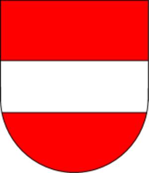 Breisgau - Arms of Further Austria (Vorderösterreich)