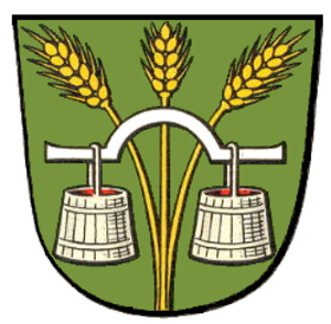 Berkersheim - Image: Wappen Berkersheim