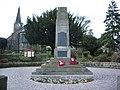 War Memorial, Pool-in-Wharfedale - geograph.org.uk - 722543.jpg