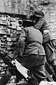 Warsaw Uprising - Cossack & German Soldiers (1944).jpg