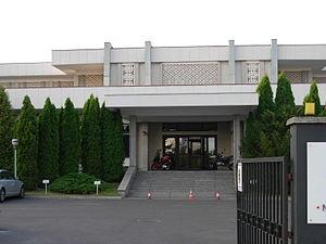 North Korea–Poland relations - North Korean embassy in Warsaw