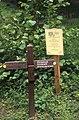 Waymarkers for new permissive footpath under Bell rake - geograph.org.uk - 958169.jpg