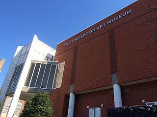 Weatherspoon Art Museum museum in Greensboro, North Carolina