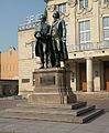 Weimar. Goethe und Schiller Denkmal.jpg