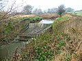 Weir, Greatham Creek - geograph.org.uk - 83394.jpg