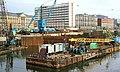 Weir and cross-harbour links, Belfast (3) - geograph.org.uk - 1245205.jpg