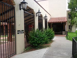 Weslaco, Texas - Public Library