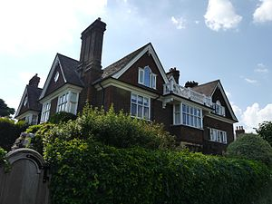 E. J. May - West Lodge, Wimbledon