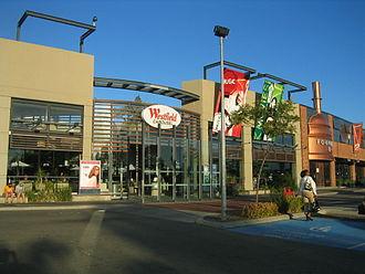 Westfield Carousel - Entrance