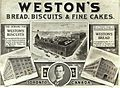 Weston's advertisement The Globe 1911.jpg
