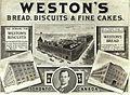 Weston's advertisement The Globe 1911.jpg