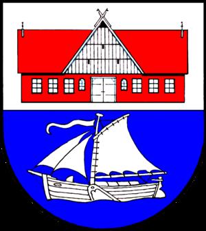 Wewelsfleth - Image: Wewelsfleth Wappen