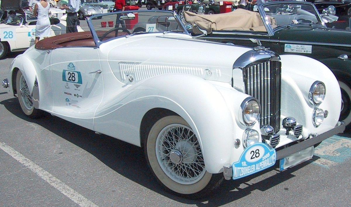 Classic Car Chauffeur Los Angeles