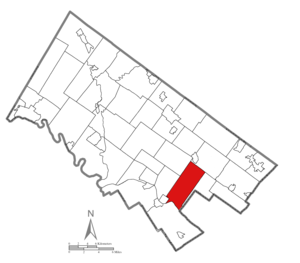 Whitemarsh Township, Montgomery County, Pennsylvania - Image: Whitemarsh Township Montgomery County