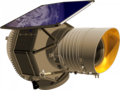 Wide-field Infrared Survey Explorer spacecraft model.png