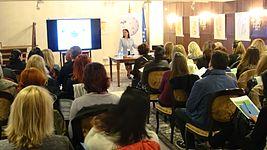 Wiki conference for teachers in Skopje 3.jpg