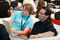 Wikimania 2009 - Lodewijk and Rand.jpg