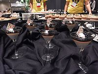 Wikimania 2015-Wednesday-Food at lunchtime (10).jpg
