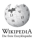 Logo of the German Wikipedia