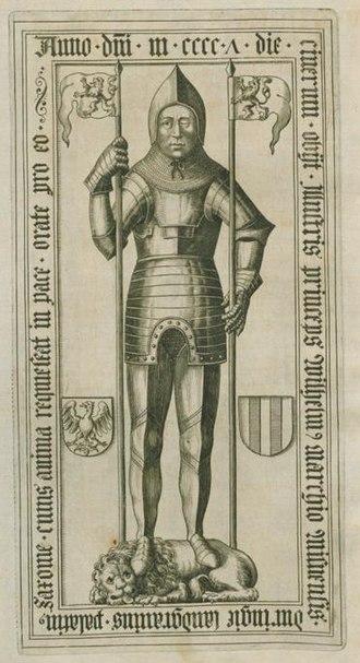 William I, Margrave of Meissen - Image: Wilhelm I. (Meißen)