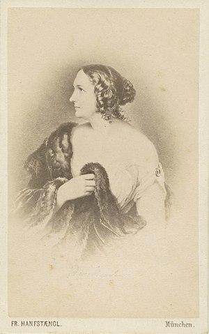 Schröder-Devrient, Wilhelmine (1804-1860)