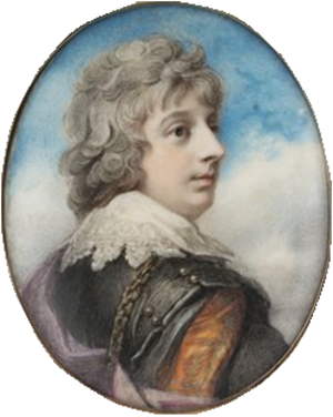 William Courtenay, 9th Earl of Devon - Image: William Courtenay 3rd Viscount By Cosway RAMM Exeter