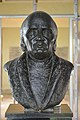 William Carey Bronze Bust - Carey Library And Research Centre - Serampore College - Hooghly 2017-07-06 0835.JPG