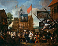William Hogarth - Southwark Fair - Google Art Project.jpg