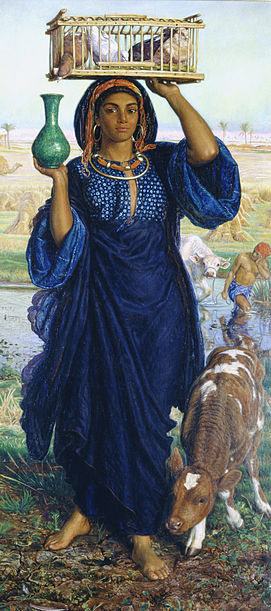 http://upload.wikimedia.org/wikipedia/commons/thumb/9/9e/William_Holman_Hunt_-_The_Afterglow_in_Egypt.jpg/271px-William_Holman_Hunt_-_The_Afterglow_in_Egypt.jpg