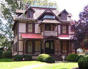 Hammonton, New Jersey - William L. Black House