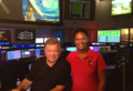 William Shatner with Tracy Drain in Jet Propulsion Laboratory.png