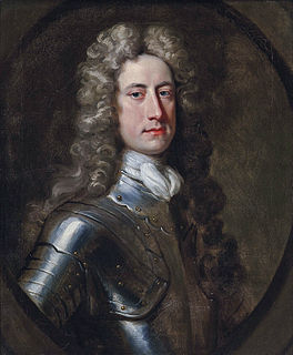 William Stanhope, 1st Earl of Harrington British politician