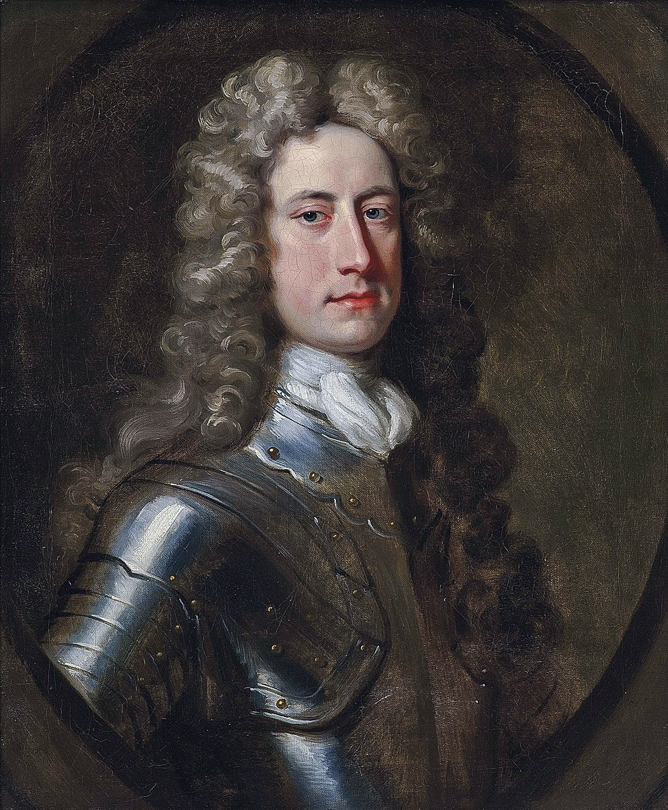 William Stanhope, 1st Earl of Harrington (1683-1756), Attributed to Godfrey Kneller