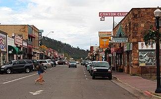 Urban Route 66, Williams