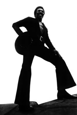 Wilson Pickett in 1973