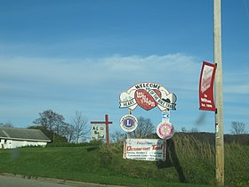Wilton, WI welcome sign.JPG
