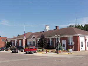 Wilton, Iowa - Wilton City Hall