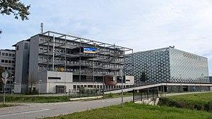 Windesheim University of Applied Sciences - Image: Windesheim Zwolle 2013