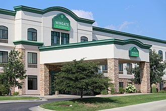 Wyndham Hotels and Resorts - Image: Wingate By Wyndham in Gillette, Wyoming