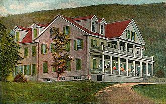 Wilmot, New Hampshire - Winslow House c. 1900
