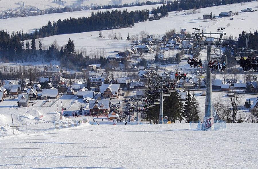 Witów, Tatra County