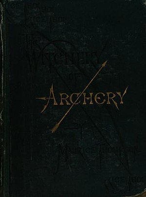 The Witchery of Archery - Front cover of The Witchery of Archery